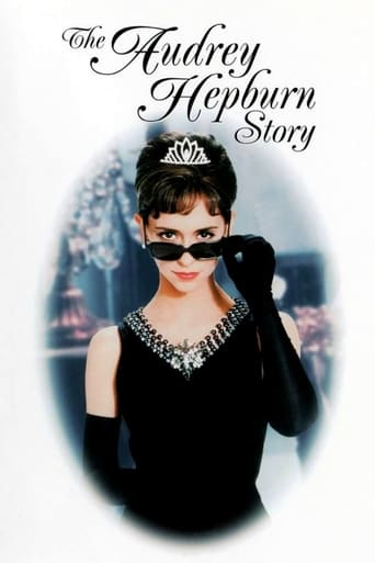 Poster of The Audrey Hepburn Story