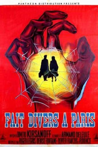 Poster of Fait divers à Paris