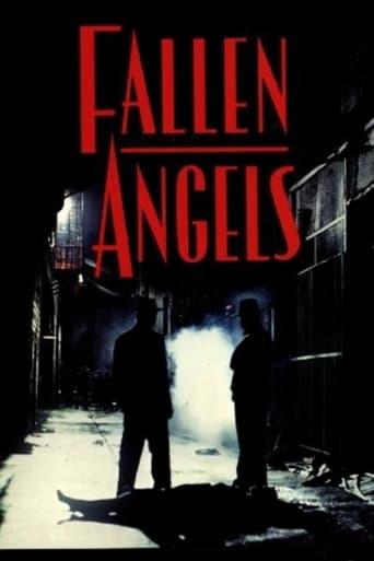 Poster of Fallen Angels