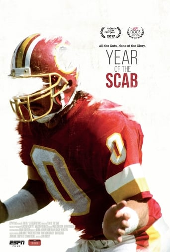 Year of the Scab poster