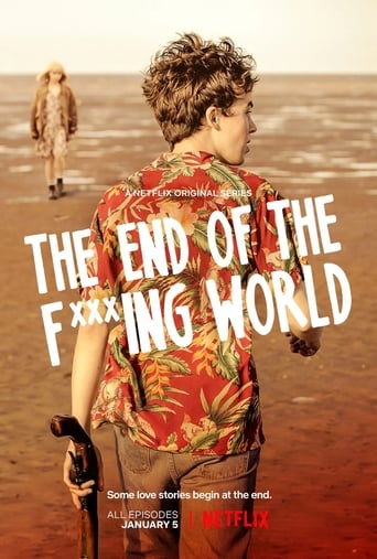 The End of the F***ing World 1ª Temporada - Poster