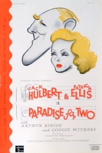 Poster of Paradise for Two