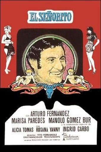 Poster of El señorito y las seductoras