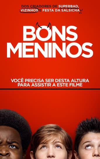 Bons Meninos - Poster