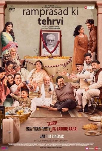 Poster of Ramprasad Ki Tehrvi