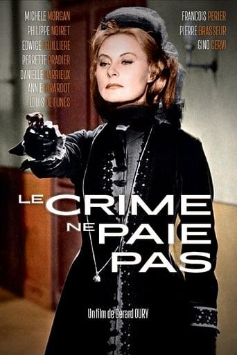 Le crime ne paie pas