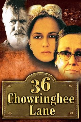 Poster of 36 Chowringhee Lane