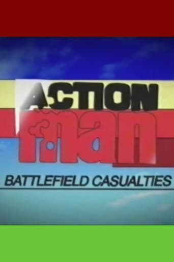 Poster of Action Man: Battlefield Casualties