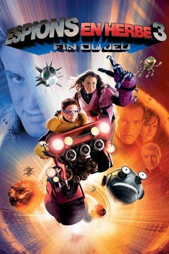 Poster of Spy Kids 3 : Mission 3D