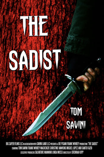 Poster of The Sadist