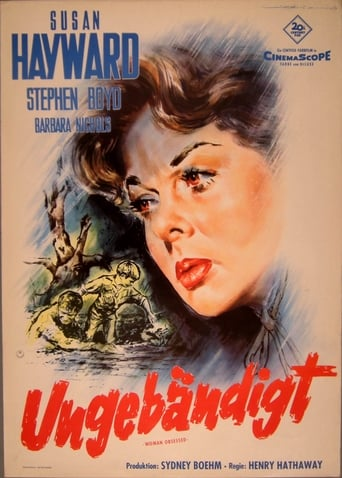 Poster of Woman Obsessed
