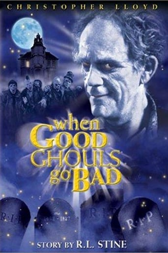 Poster of When Good Ghouls Go Bad