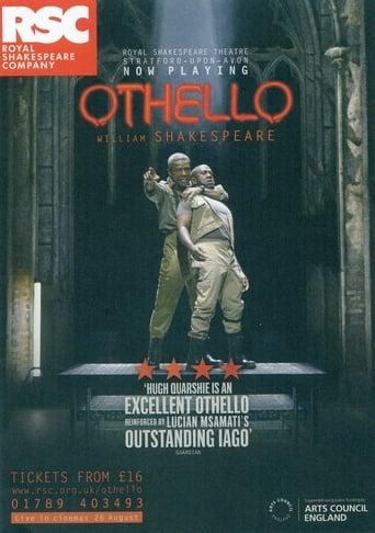 Poster of Othello (RSC, 2015)