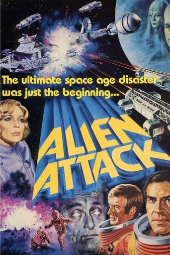 Poster of Alien Attack