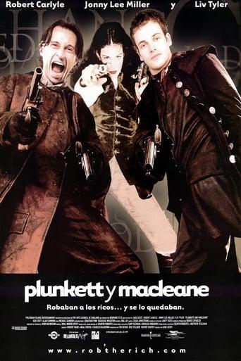 Poster of Plunkett y MacLeane