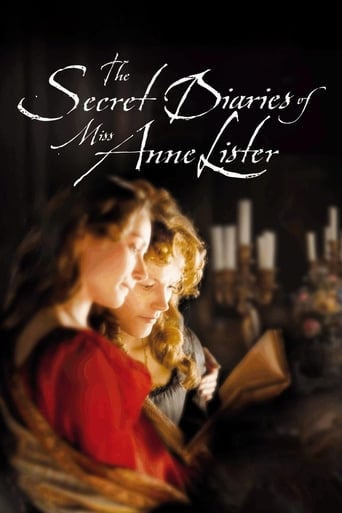 Poster of The Secret Diaries of Miss Anne Lister