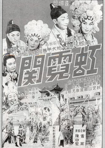 Poster of 虹霓關
