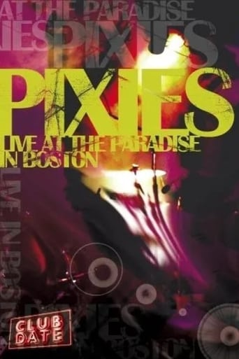 Pixies : Live At The Paradise In Boston