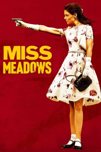 Poster of Miss Meadows
