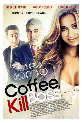 Poster of Coffee, Kill Boss