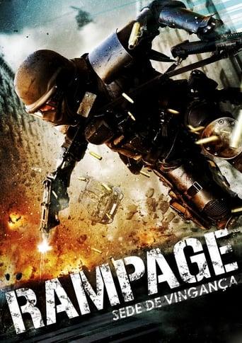 Rampage: Sede de Vingança - Poster