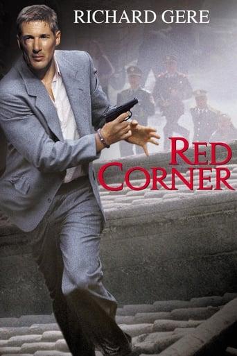 Justiça Vermelha - Poster