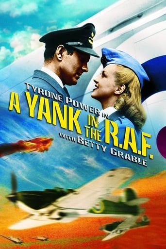 A Yank in the R.A.F. Movie Poster