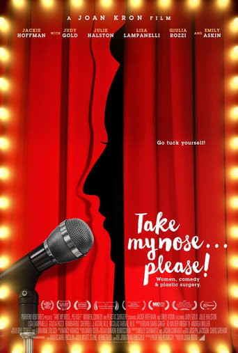 Poster of Take My Nose... Please!