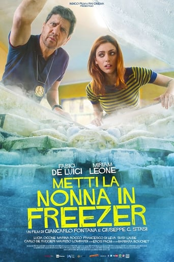 Put Nonna in the Freezer - Poster