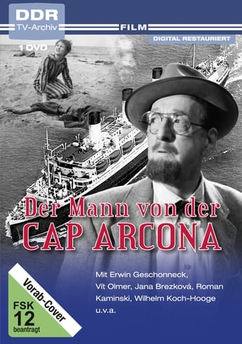 Poster of Der Mann von der Cap Arcona