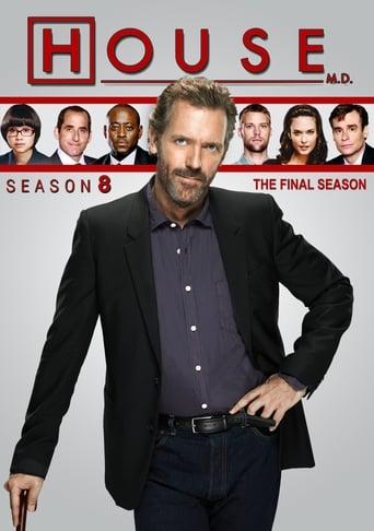 Dr. House 8ª Temporada - Poster