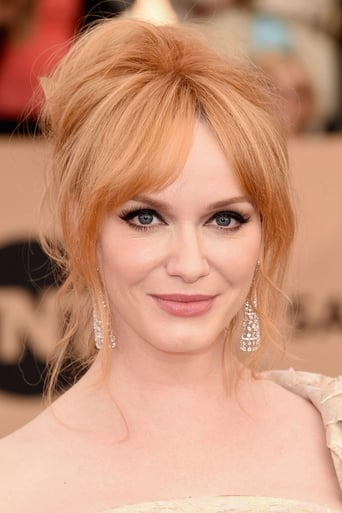 Christina Hendricks alias Officer Jaffe (voice)