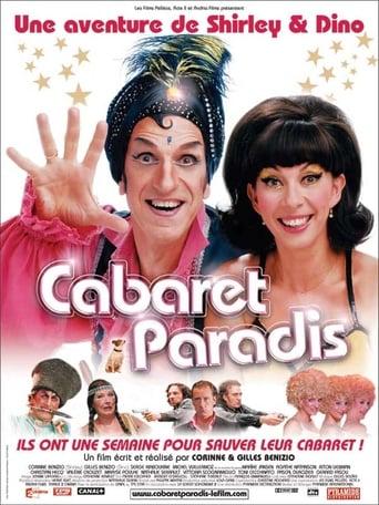 Poster of Cabaret Paradis