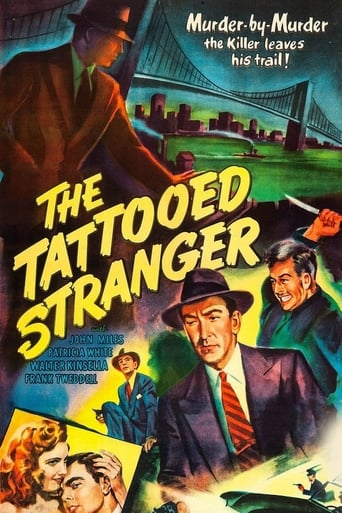 Poster of The Tattooed Stranger