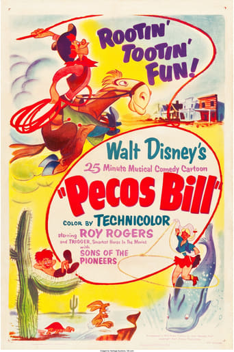 Poster of Pecos Bill