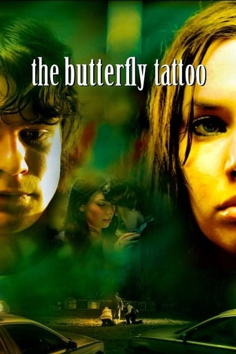 Poster of The Butterfly Tattoo