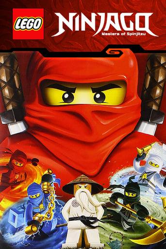 Poster of LEGO Ninjago: Masters of Spinjitzu