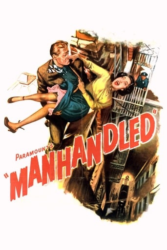 Poster of Manhandled