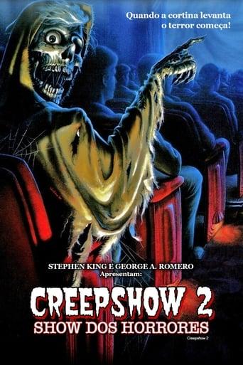 Creepshow 2: Show de Horrores - Poster