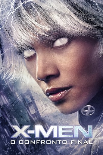 Poster of X-Men: O Confronto Final