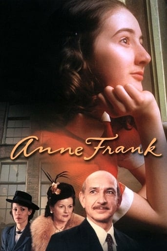 Poster of Anne Frank: The Whole Story