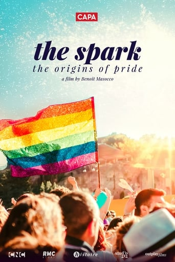 The Spark: The Origins of Pride poster