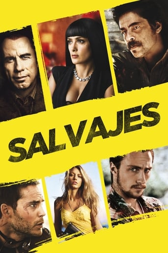 Poster of Salvajes