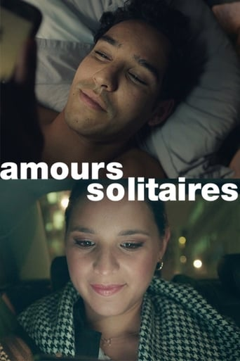 Poster of Amours solitaires