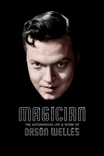 Poster of Magician: The Astonishing Life and Work of Orson Welles