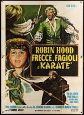 Poster of Storia di arcieri, pugni e occhi neri