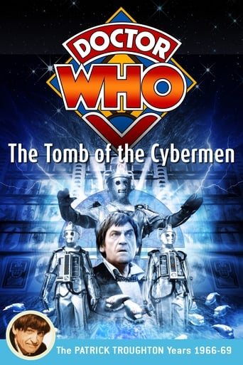 Poster of Doctor Who: The Tomb of the Cybermen
