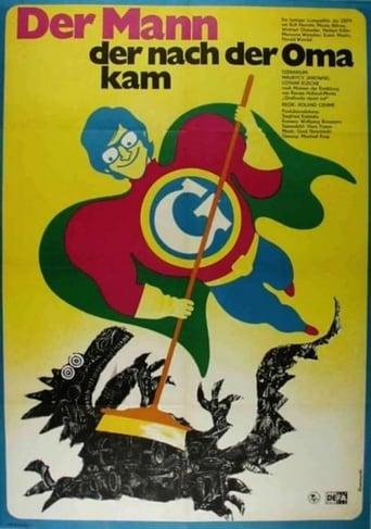 Poster of Der Mann, der nach der Oma kam