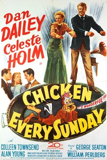 Poster of Chicken Every Sunday