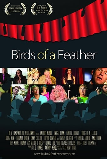 Poster of Birds of a Feather